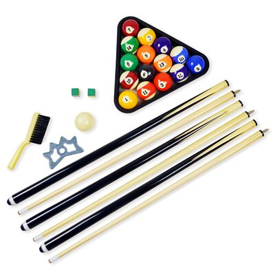 Hathaway Games Pool Table Billiard Accessory Kit Amp Reviews
