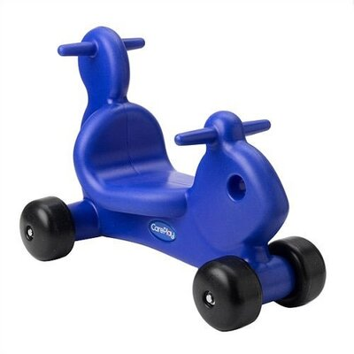 Squirrel Push/Scoot Ride-On by CarePlay