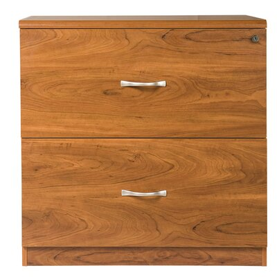 Office Adaptations 2 Drawer Filing Cabinet by OS Home & Office Furniture
