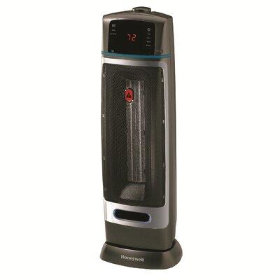 1,500 Watt Portable Electric Tower Heater by Honeywell