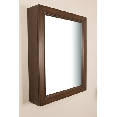 "24"" x 30"" Mirrored Medicine Cabinet Product Photo"