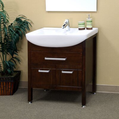 "Preston 30"" Single Bathroom Vanity Set Product Photo"