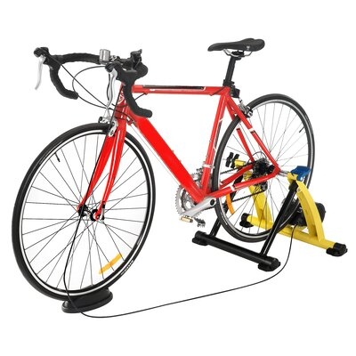 Pro Zone Smooth Magnetic Resistance Bike Trainer by RAD Cycle Products