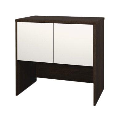 Bestar Contempo 2 Door Storage Cabinet
