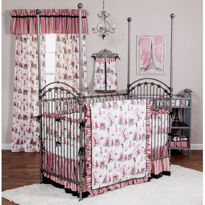 Waverly® Tres Chic 3 Piece Crib Bedding Set by Trend Lab