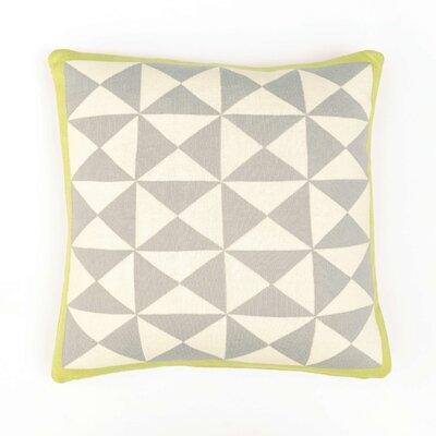 Wind Farm Cushion Cotton Throw Pillow by Darzzi