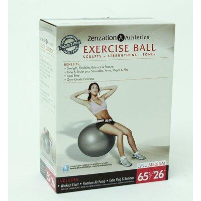 Zenzation Exercise Ball