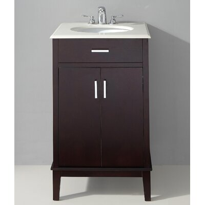 "Urban Loft 21"" Single Bathroom Vanity Set Product Photo"