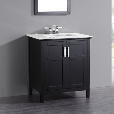 "Winston 31"" Single Bathroom Vanity Set Product Photo"