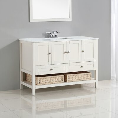 "Cape Cod 49"" Single Bath Vanity Set Product Photo"