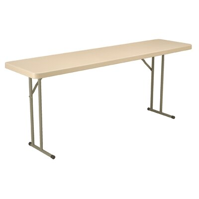 KFI Seating Blow-Molded Folding Table