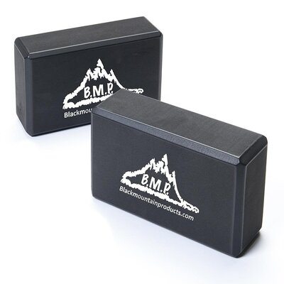 Black Mountain Products Yoga Block