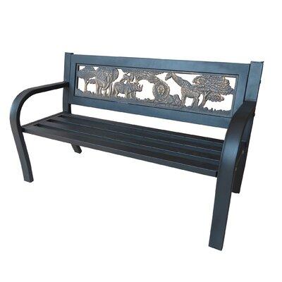 Kids Steel Bench by LB International