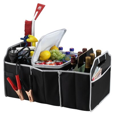 Trunk Organizer & Cooler by Picnic At Ascot