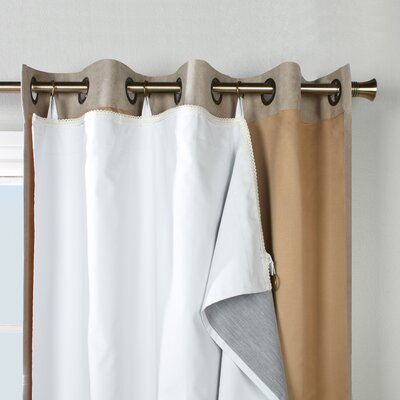 Thermalogic Ultimate Single Curtain Panel Liner Product Photo