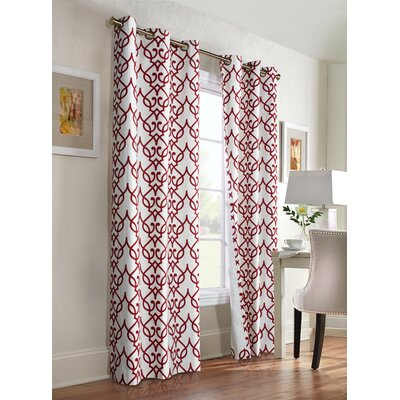 Allegra Curtain Panel (Set of 2) Product Photo