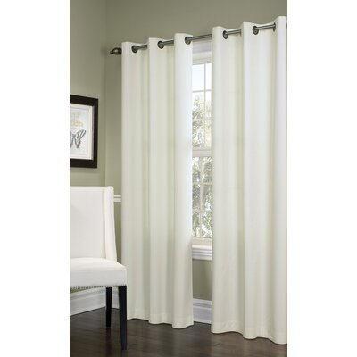 Prelude Insulated Grommet Single Curtain Panel Product Photo