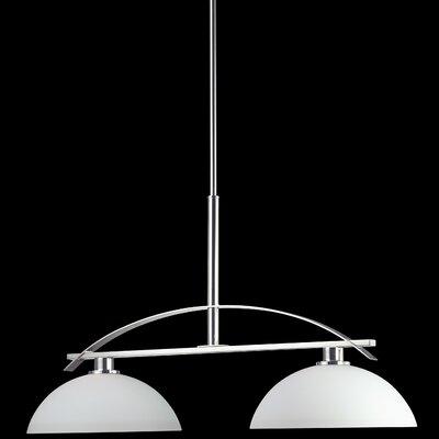 Ellipse 2 Light Kitchen Pendant Lighting by Z-Lite