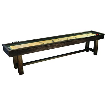 Reno Rustic 12' Shuffleboard Table by Imperial