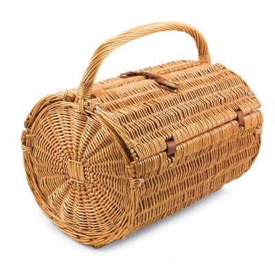 Picnic Basket with Accessories by Quickway Imports
