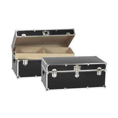 Stanley Case Works Medium Steel Trunk