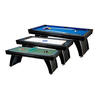 Fat Cat Phoenix 3 in 1 7' Game Table