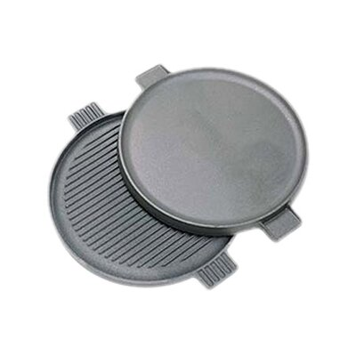 """Bayou Classic 14"""" Round Reversible Griddle"""