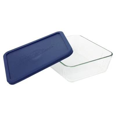 Pyrex Storage 11-Cup Rectangular Dish with Cover