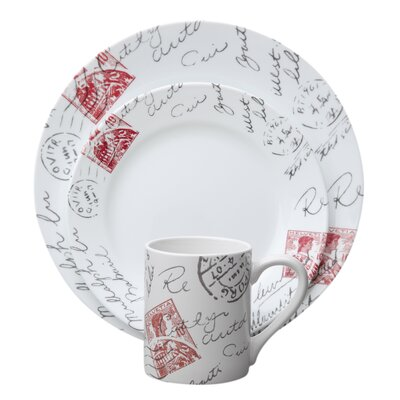 Impressions™ Sincerely Yours 16 Piece Dinnerware Set by Corelle