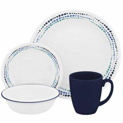 Livingware 16 Piece Dinnerware Set by Corelle