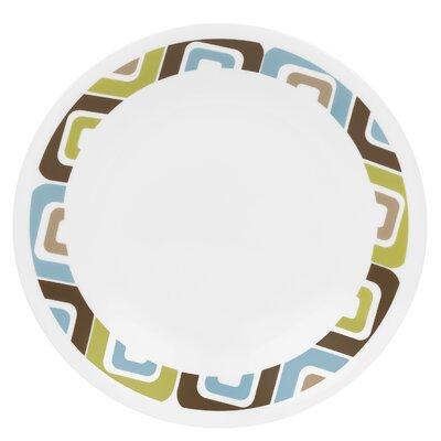 "Corelle Livingware 6.75"" Square Bread and Butter Plate"