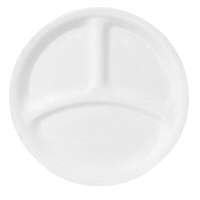 "Corelle Livingware 8.5"" Divided Dish"