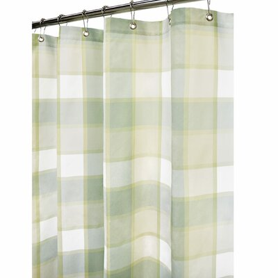 Watershed Yarn Dyes Barton Shower Curtain