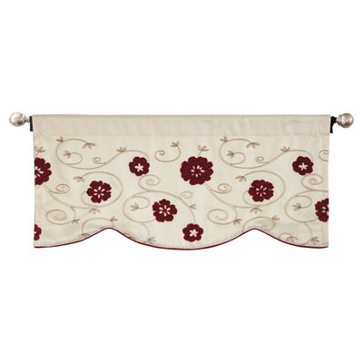 "Special Edition by Lush Decor Royal Embrace 42"" Curtain Valance"