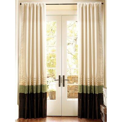 Mia Rod Pocket Curtain Panel (Set of 2) Product Photo