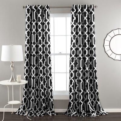 Edward Curtain Panel (Set of 2) Product Photo