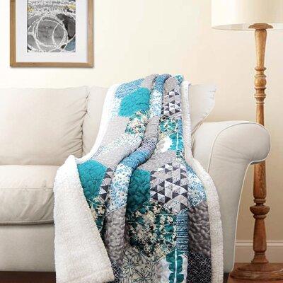 Briley Throw Blanket by Lush Decor