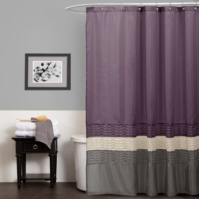 Special Edition by Lush Decor Mia Shower Curtain