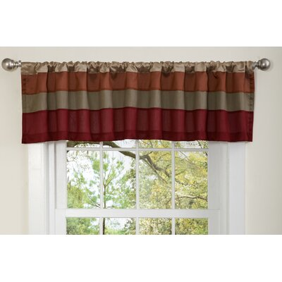 "Ian Rod Pocket Tailored 84"" Curtain Valance Product Photo"
