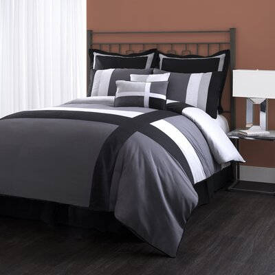 Special Edition by Lush Decor Isa 8 Piece Comforter Set