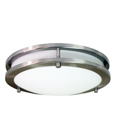 1 Light Flush Mount Product Photo
