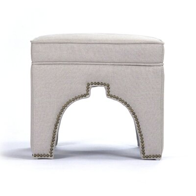 Marnix Cubic Stool by Zentique