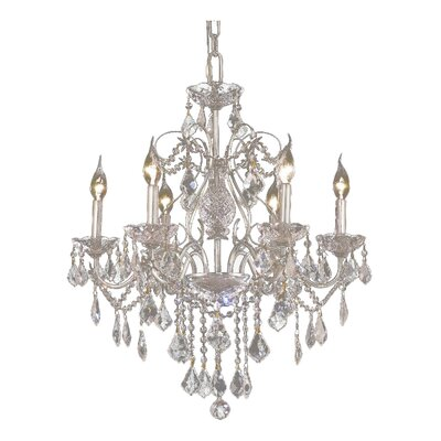 St. Francis 6 Light Chandelier Product Photo