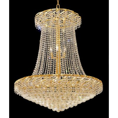 Elegant Lighting Belenus 22 Light  Chandelier