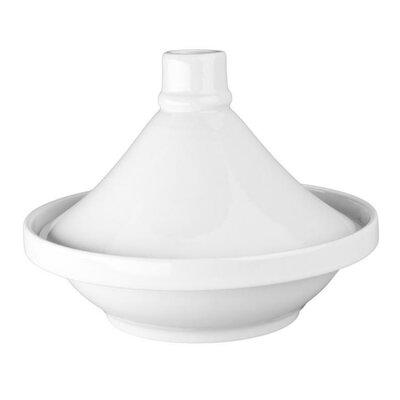 Porcelain Round Tagine by BIA Cordon Bleu