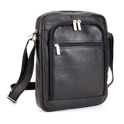 Le Donne Leather iPad/E-Reader Day Shoulder Bag
