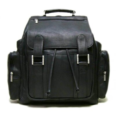 Large Traveler Backpack by Le Donne Leather