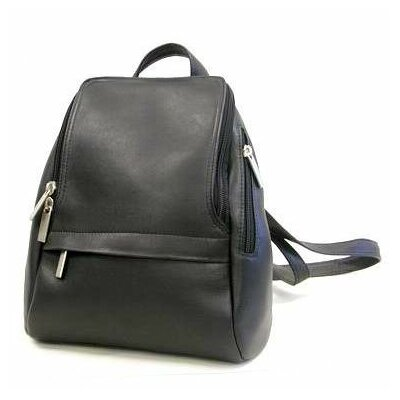 U-Zip Mini Backpack by Le Donne Leather