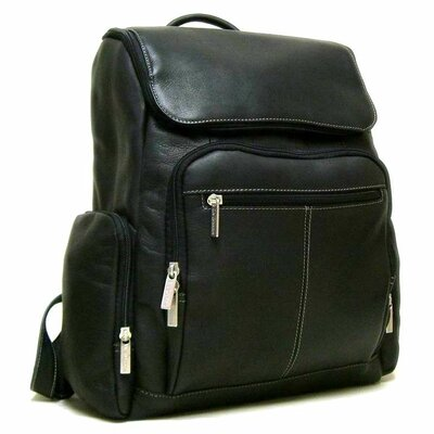 Vacquetta Computer Backpack by Le Donne Leather