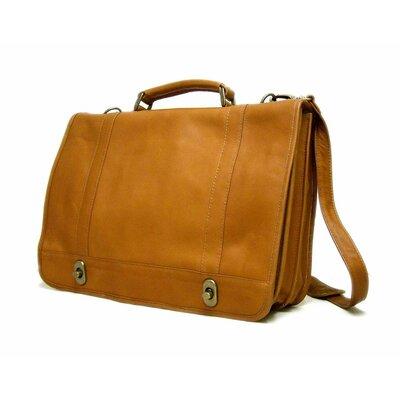 Le Donne Leather Twist Briefcase